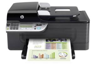 Treiber HP Officejet 4500
