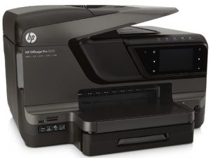 Treiber HP Officejet Pro 8600